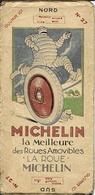 CARTE MICHELIN DE LA FRANCE EN 48 Feuilles Numéro 27 Limoges - Cartes Routières