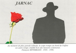 JARNAC - FRANCOIS MITTERAND - Jarnac