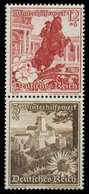 D-REICH ZUSAMMENDRUCK Nr S249 Postfrisch SENKR PAAR X815DD6 - Zusammendrucke