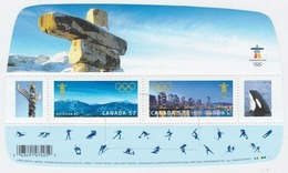 2010 Canada Juegos Olimpicos Olympic Games Vancouver Fauna Orca Killer Whale Blok - Winter 2010: Vancouver