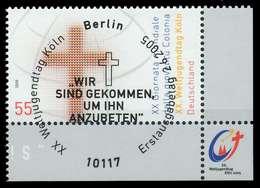 BRD 2005 Nr 2469 ESST Zentrisch Gestempelt ECKE-URE X84A62E - [7] Repubblica Federale