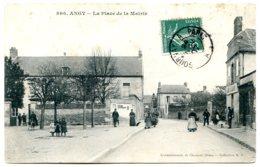 60250 ANGY - Lot De 2 CPA Oise - Voir Détails Dans La Description - France