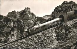 71510995 Bergbahn Wendelsteinbahn Soinkarrspitze Bergbahn - Chemins De Fer