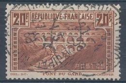 N°262 PONT DU GARD FONCE. - France