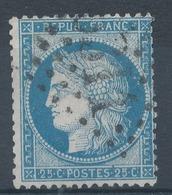 N°60 TYPE III VARIETE POSITION AU VERSO. - 1871-1875 Ceres