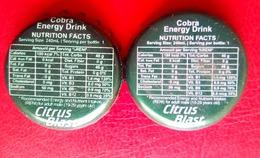 Cobra Citrus Blast  (2 Pcs) - Soda