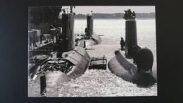 Carte De Voeux équipage Du Sous-marin Agosta - Sous-marins