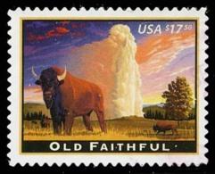 Etats-Unis / United States (Scott No.4379 - Old Faithful) (o) TB / VF - United States
