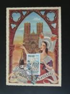Carte Maximum Card Champagne Ardennes 51 Chalons Sur Marne 1977 - Maximum Cards
