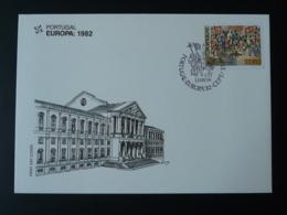 FDC Europa 1982 Portugal - FDC
