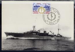 50 Jahre Nationale Vereinigung Der Marine-Reserveoffiziere (ACORAM). - Unclassified