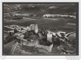 26) ROUSSAS (Drôme)  Vue Générale Aérienne - Le Vieux Château Et Ses Fortifications - France