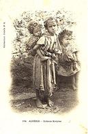 152--ALGER IE -enfants Kabyles  -ed L. Idéale P S - Kinderen