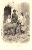 N° 82--ALGERIE -types Arabes  -ed . Idéale P S - Kinderen