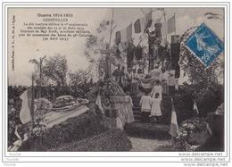 54) GERBEVILLER  - Guerre 1914 - 1915 - 1er Anniversaire Des Combats - Discours Mgr Ruch , Aumônier Militaire - Gerbeviller