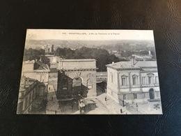 410 - MONTPELLIER L'Arc De Triomphe Et Le Peyrou - Montpellier