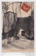 47) LAFOX  (Lot Et Garonne)   Entrée Du Château - Autres Communes