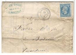 21748 - BALANCES - BASCULES - Storia Postale