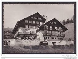 74) Bernex.- (Haute Savoie) Alt. 945 M. Ville De Villerupt  - (Fourgon Camionette PEUGEOT D4A - Oblitération De 1964) - Francia