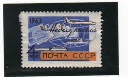 RUSSIE & URSS   1963  Y.T. N° 2716  NEUF** - 1923-1991 URSS