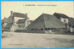 36- LA  CHÂTRE - INDRE En BERRY - TUILERIE Du LION D' ARGENT  VERS  1910 - La Chatre