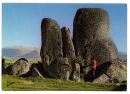 CPM       66        TARGASONNE    1981        CHAOS GRANITIQUE DU A L EROSION - Dolmen & Menhire
