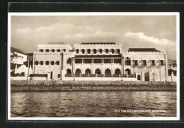 CPA Zanzibar, H.H. The Sultan`s Palace - Tanzania