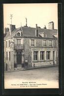 CPA Domfront, Bureau De La Societe Generale, Rue Des Fossés-Plisson - Unclassified