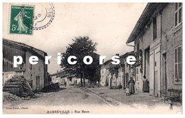 55  Aubréville  La Rue Basse - Francia