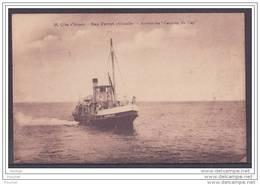 33) Cap Ferret.- (Gironde)  Arrivée Du Courrier Du Cap - Francia