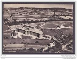 47) Villeneuve Sur Lot.- Le Stade - Le Collège  (+ Flamme Pub Festival Et Oblitération De 1964) - Villeneuve Sur Lot
