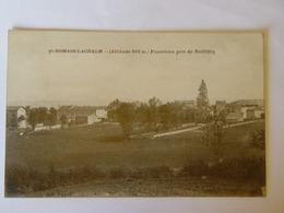 HAUTE LOIRE-SAINT ROMAIN LACHALM-PANORAMA PRIS DE RUILLIERE - France
