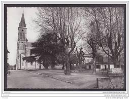 47) Fongrave (Lot Et Garonne) Place De L ' Eglise - France