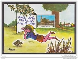 47) Fongrave (Lot Et Garonne)   Pour Votre Prochaine Cure De Calme  - (illustrateur Prus  - éditeur Arno) - France