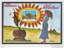 47) Fongrave (Lot Et Garonne)  Des Vacances C ´ Est Merveilleux  - (illustrateur Prus  - éditeur Arno) - France