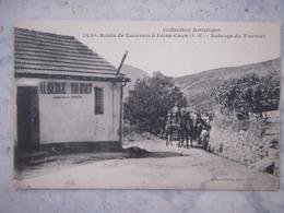 "Route De Lucéram à Peira-Cava ""Auberge Du Tournet""  !!!! - Lucéram"
