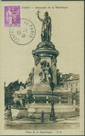 FRANCE N°484 Carte Maximum Type PAIX Ob. PARIS Conférence De La Paix 29.7.1946 Ref:A2 Cote 35 €. - Maximum Cards