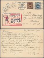 Publibel - 50c Voyagé - Thématique Café (8G34846) DC3923 - Ganzsachen