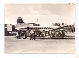 FLUGHAFEN / AIRPORT - Frankfurt, LUFTHANSA, Ca. 1960 - Aerodrome
