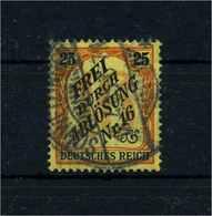 DEUTSCHES REICH 1905 Nr D14 Gestempelt (108842) - Dienstpost