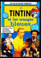 TINTIN Et Les Oranges Bleues - Jean-Pierre Talbot - Jean Bouise . - Dessin Animé