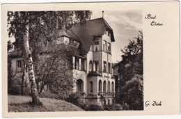 Bad Elster - Haus 'Sachsengrün'  - (G.Dick Verlag) - 1958 - Bad Elster