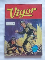 VIGOR N° 248   L' ILE DES LEPREUX - Arédit & Artima
