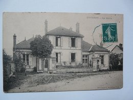 CPA 28 EURE ET LOIR - UNVERRE : La Mairie - Autres Communes