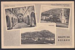 Italia  -  Saluti Da BOIANO - Campobasso