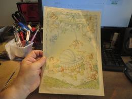 TELEGRAMME ,etat Moyen ,voir Illustrateur,  Tres Petit Prix (lot 467) - Briefe U. Dokumente