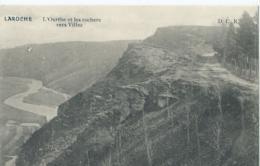 Laroche - L'Ourthe Et Les Rochers Vers Villez - D.C.R. - La-Roche-en-Ardenne