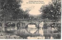 25/1      87   Nedde     Le Vieux Pont  Sur La Vienne    (animations) - Autres Communes