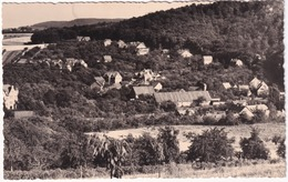 Blick Auf Stecklenberg (Harz)  - 1964 - Thale