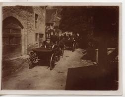 Vieux Papiers.photo.suite D'attelages.9 X 12 Cm - Métiers